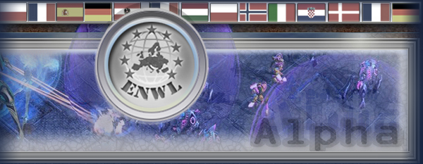 European Nation War League logo