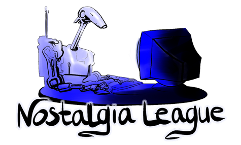 Nostalgia League logo