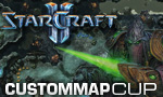Custom Map Cup logo
