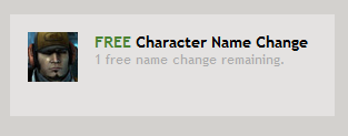 free character name change