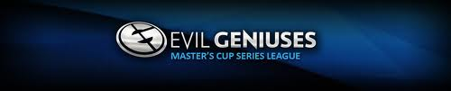 Evil Geniuses Master's Cup Series League