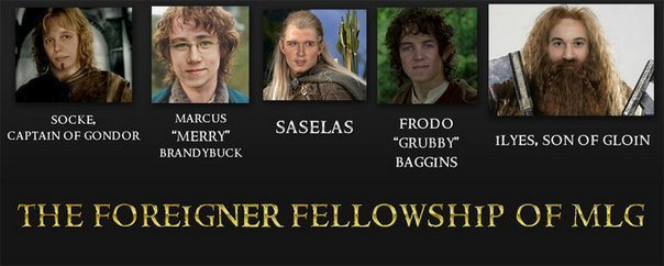 The foreigner fellowship of MLG