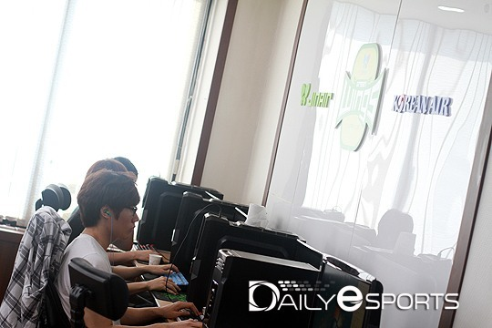 Jin Air Green Wings House