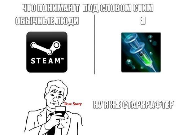 Steam vs Stim
